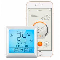 Теплолюкс MCS 350 сенсорный терморегулятор теплого пола