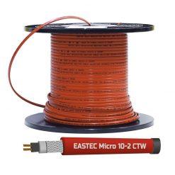 Саморегулирующийся греющий кабель в пищевой оболочке EASTEC